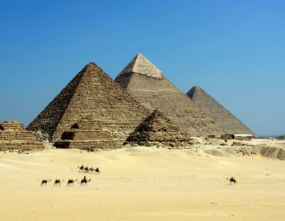 Facts and Stats about Ancient Egypt
