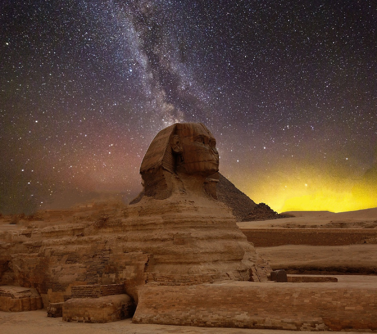 The-Great-Sphinx